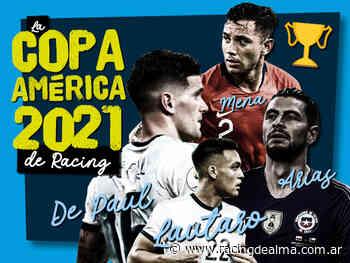 Copa América en Racing: el Uno x Uno - Racing de Alma