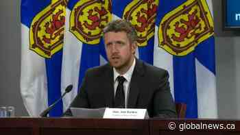 COVID-19: Nova Scotia reports 14 new cases | Watch News Videos Online - Globalnews.ca