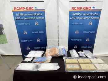 Nova Scotia RCMP seize cannabis among drugs in well-armed trafficking ring - Regina Leader-Post