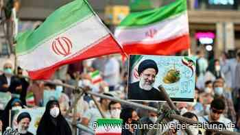 Präsidentenwahl im Iran: Ultrakonservativer Raisi klarer Favorit