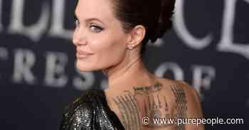 Angelina Jolie : Un nouveau tatouage lourd de sens... Brad Pitt en prend encore pour son grade ! - Pure People