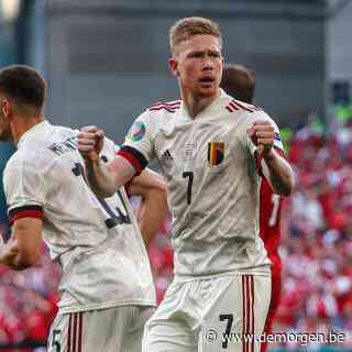 'De Bruyne klaart de klus voor België in 45 minuten': internationale pers over de Rode Duivels