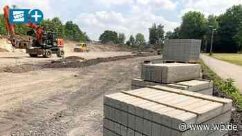 Arnsberg: Parkplatz für Pflegeschule Hüsten auf Riggenweide - Westfalenpost