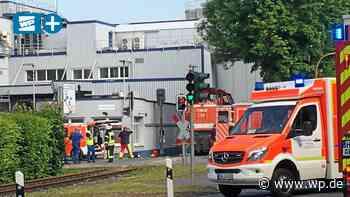 Unfall: 48-jähriger Iserlohner in Arnsberg von Lok erfasst - WP News