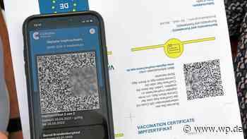 Digitaler Impfpass: Diese Apotheken in Arnsberg machen mit - WP News