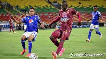 Tolima y Millonarios empatan: el campeón se define en Bogotá - AS Colombia