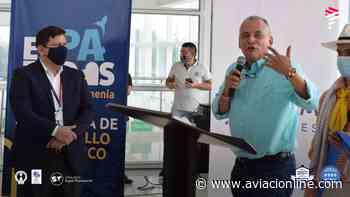 LATAM Colombia puso en marcha su nueva ruta entre Bogotá y Armenia - Aviacionline.com