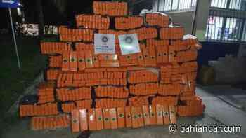 Mais de 1,2 tonelada de maconha é interceptada em Itabuna - bahianoar.com