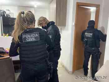 Suspeita de integrar quadrilha de sequestradores do Rio Grande do Sul é presa em SC - ND Mais