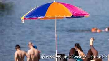 Große Hitze hat Deutschland im Griff