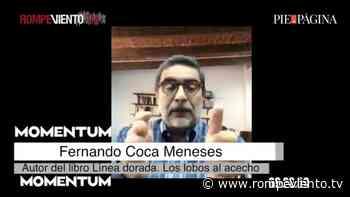 Dictamen Técnico de la Línea 12 del metro / ¿fraude electoral de Margarita Zavala? - MOMENTUM - Rompeviento TV