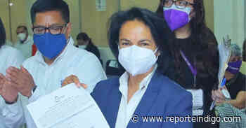 Margarita Saldaña, busca diálogo y revisión en Azcapotzalco - Reporte Indigo