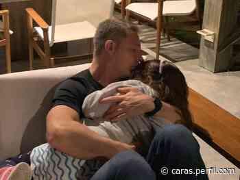 """Adrián Suar celebró los 9 años de su hija Margarita: """"Sigamos bailando juntos"""" - Caras"""