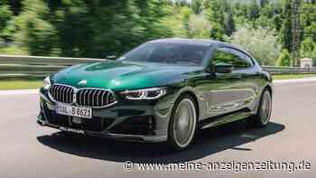 BMW Alpina B8 Gran Coupé im Test: Ist dieses Power-Mobil besser als das Original?