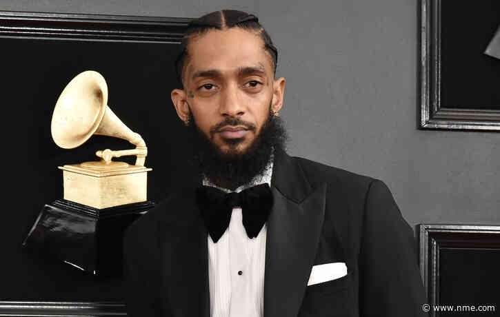 Nipsey Hussle to receive star on Hollywood Walk of Fame