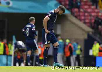 Grant Hanley makes England positivity vow as Scotland deal with Czech defeat - Glasgow Times
