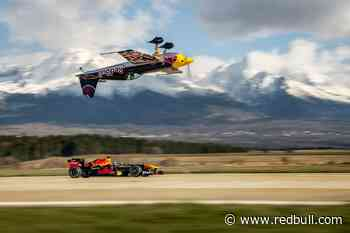 Nadie viaja por carretera como Red Bull Racing - Red Bull