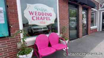 'It is an amazing concept': Wolfville, N.S. welcomes Vegas-style wedding chapel - CTV News Atlantic