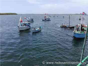 Regata en el litoral de Trinidad exige el cese del bloqueo estadounidense a Cuba - Radio Sancti Spíritus
