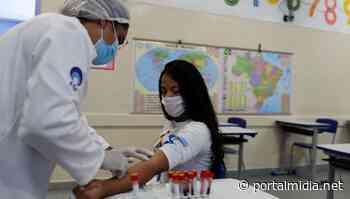 Quatro crianças com Covid-19 são hospitalizadas em Campina Grande e intubadas - PortalMidia