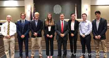 Three Vestavia Hills students accepted to U.S. Service Academies - Vestavia Voice