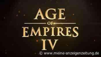 """""""Age of Empires 4"""": Wann erscheint der nächste Teil des Strategiespiel-Klassikers?"""