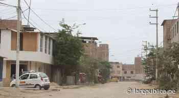 Chiclayo: solicitarán compromiso para acelerar reconstrucción en José Leonardo Ortiz - LaRepública.pe