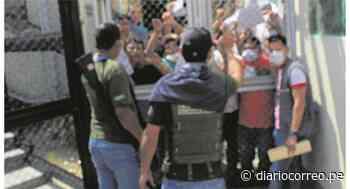 Trasladan a 36 internos del Penal de Chiclayo al recinto carcelario El Milagro - Diario Correo