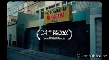 Chiclayo: cortometraje la luz de Masao Nakagawa se estrenó en Festival de Cine de Málaga - LaRepública.pe