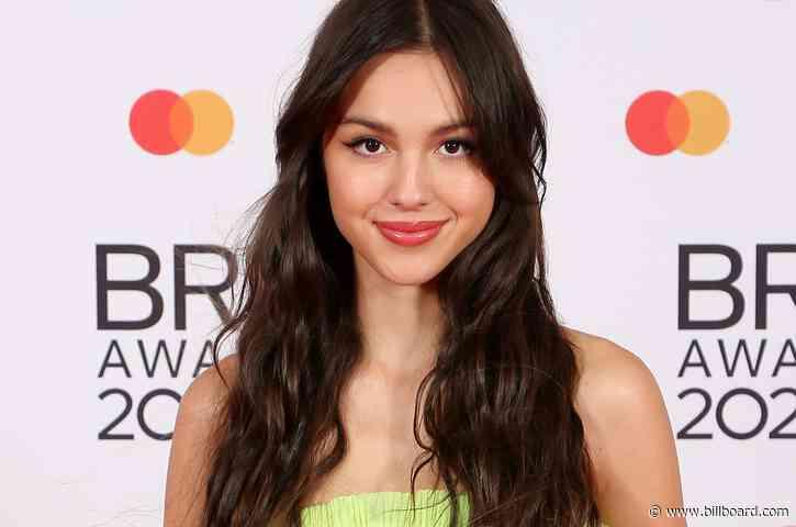 Olivia Rodrigo Extends Reign Over Australia's Charts