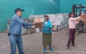 Fluyen apoyos a Guadalupe y Calvo para combate contra incendios forestales - El Sol de Parral