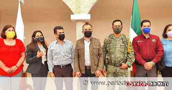 Acuerdan reforzar estrategias de seguridad en Guadalupe - Periódico Mirador