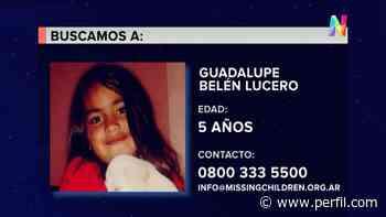 La abuela de Guadalupe Lucero dio detalles de la persona que se llevó a su nieta - Perfil.com