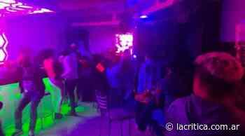 Desbarataron dos fiestas clandestinas en un boliche de Monserrat y en Brandsen - La Crítica