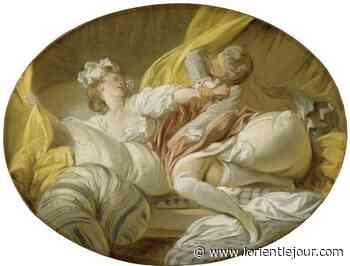« L'Empire des sens » : désir et plaisir dans les peintures du XVIIIe siècle - L'Orient-Le Jour