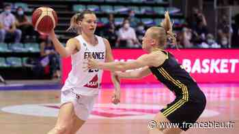 """Eurobasket Féminin 2021 - Marine Johannès : """"prendre du plaisir et à la fin remporter le titre"""" - France Bleu"""