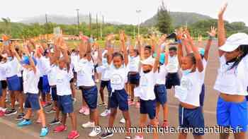 200 écoliers courent pour le plaisir au Morne-Rouge - Toute l'actualité de la Martinique sur Internet - FranceAntilles.fr - FranceAntilles.fr Martinique