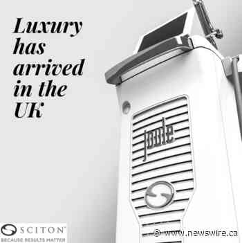 Sciton Celebrates the Newest Innovation in United Kingdom: Sciton's mJOULE