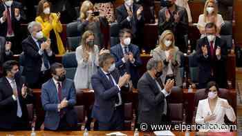 """Ayuso pone a Madrid de """"muro"""" liberal para frenar a Sánchez - El Periódico"""