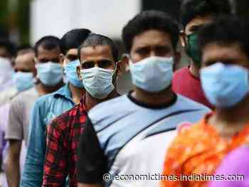 Covid News Live Updates: India reports 62,480 new cases, 88,977 discharges & 1,587 deaths in last 24 hours - Economic Times