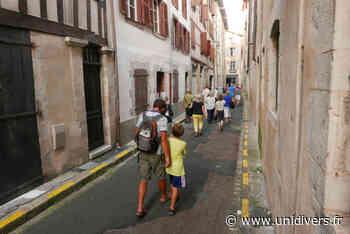 Visite guidée: Balade au Petit-Bayonne Bayonne lundi 5 juillet 2021 - Unidivers