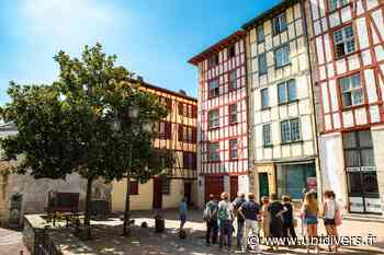 Visite guidée: Bayonne au coeur Bayonne samedi 3 juillet 2021 - Unidivers