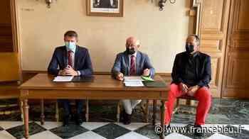 Tranquillité publique : la mairie et le parquet de Bayonne signent un protocole - France Bleu