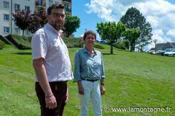 Pour le canton d'Arpajon-sur-Cère, Valérie Benech et Clément Rouet veulent « rassembler » - La Montagne