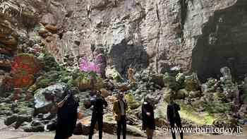 Un concerto nel meraviglioso scenario delle Grotte di Castellana: il progetto del Mezzotono, gruppo vocale di origine pugliese, per promuovere l'Italia all'estero - BariToday