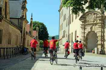 Jetzt Fahrradständer mit E-Tankstelle - Aktuelle Nachrichten aus Tauberbischofsheim und der Region - Fränkische Nachrichten