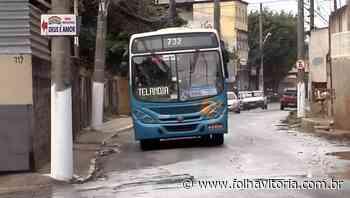 Criminosos fazem arrastão em ônibus e levam celulares de passageiros em Cariacica - Folha Vitória