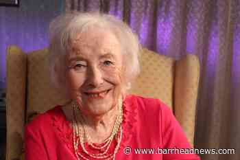 Vera Lynn's family to launch fundraising appeal for memorial to singer - Barrhead News