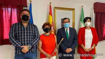 Irene Cano, nueva alcaldesa de Montillana, en Los Montes de Granada - Granada Hoy