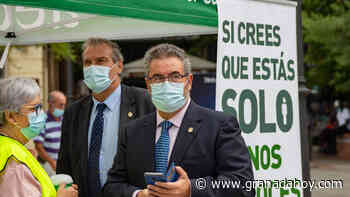 La AECC recauda fondos en Granada para combatir la doble pandemia: El cáncer y el desempleo - Granada Hoy